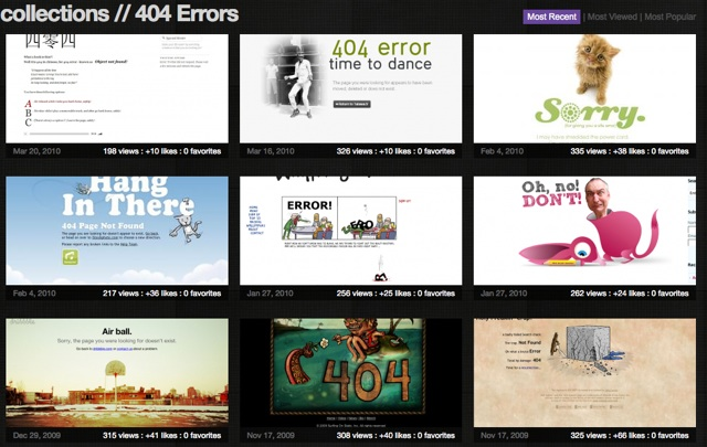 404Errors