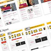webレイアウト7選